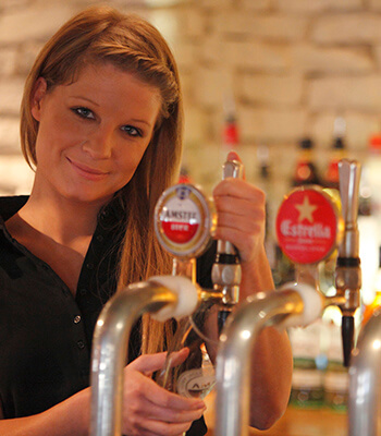 Bar jobs at The Crown